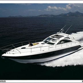 "Fairline Targa 52 ""Gran Turismo"""